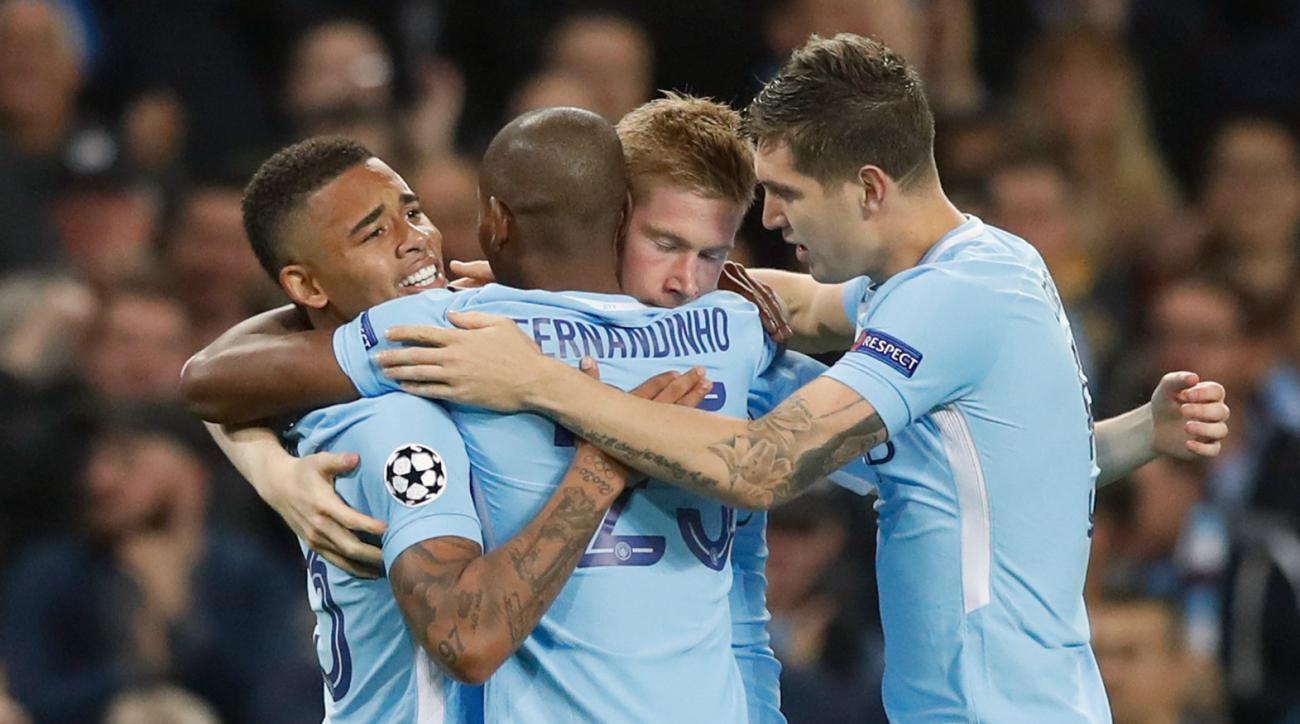 """Manchester City i Guardiolës në formë """"perfekte"""", shënon fitoren e 18 rradhazi"""