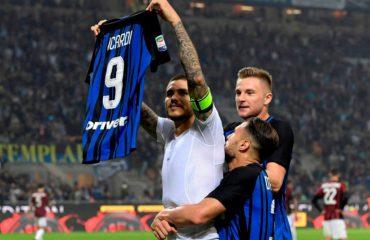 Tripleta e Icardi ngre Inter në qiellin e shtatë, Montella pranë shkarkimit