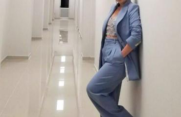 Juliana Pasha ndryshon stil çdo natë