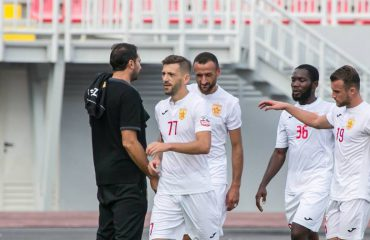 Mark Juliano, entuziast pas fitores së Partizanit: Po rritemi!