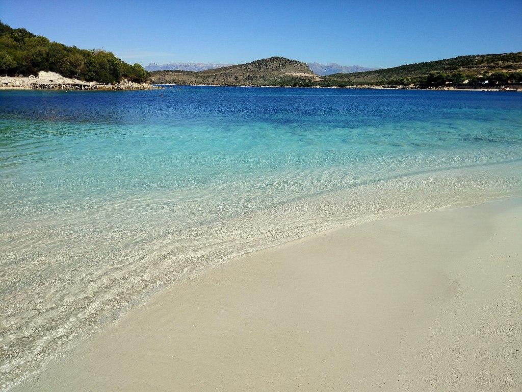 Plazhi i Ksamilit, sa e bukur Shqipëria! (Foto)