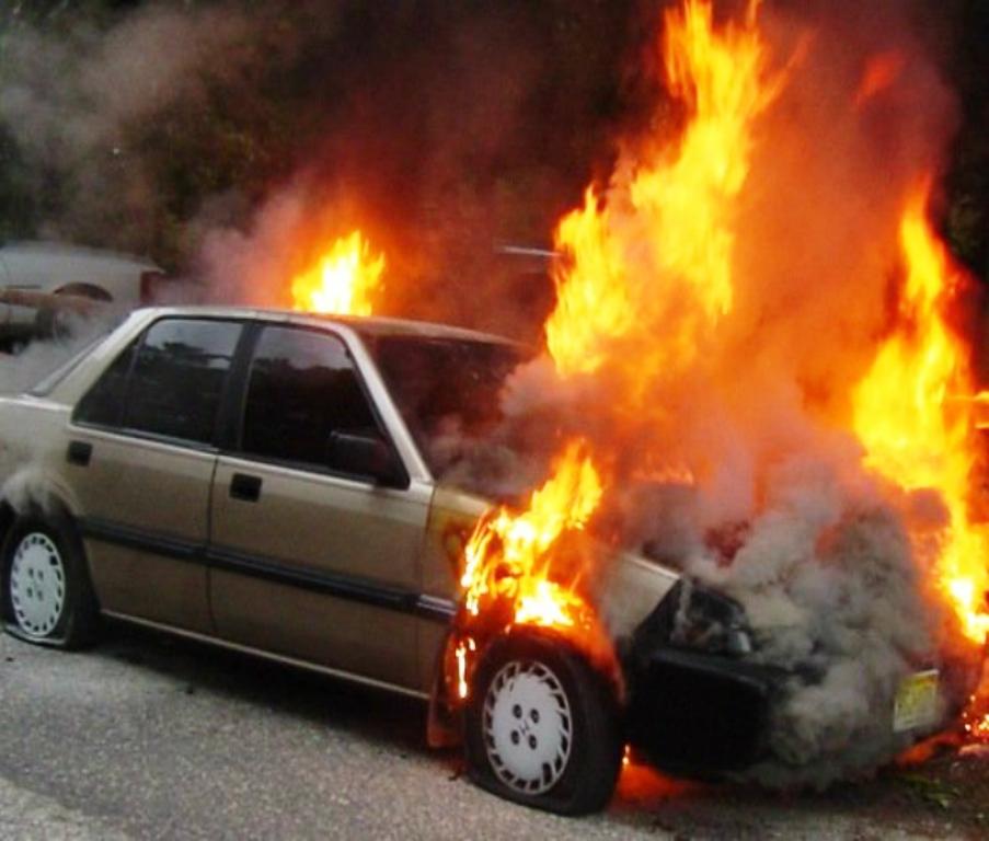 Mister djegia e makinës në tunelin e Kërrabës