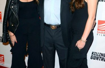 Krah dy vajzave bukuroshe, Schwarzenegger edhe një baba i mrekullueshëm