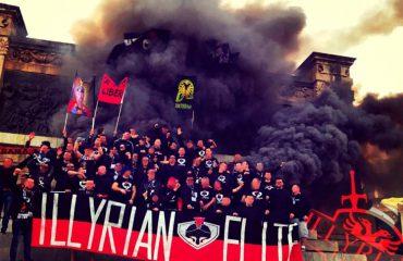 """Masat e policisë për ndeshjen Shqipëri-Itali, asnjë tifoz i """"Illyrian Elite"""" në stadium"""