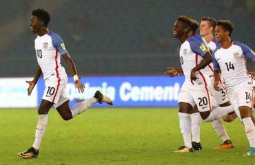 Goerge Weah dhe i biri, njëri kryeson garën për president tjetri tre gola me SHBA