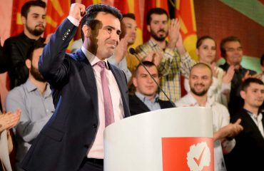 SDSM wins the second round of local government elections in Macedonia