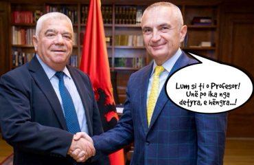 Zbardhet takimi Meta-Beqiraj: Mos u qaj, Gudar! Presidenca nuk ka fonde as për llokume...