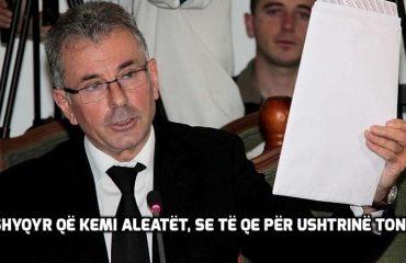 """""""ANTENA JASHTË FAMILJES"""": Flet shoku Visho Ajazi: Mustaqet e Erdoganit nuk do ngatërrohen më, me ato të Sadamit..."""