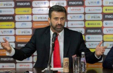 """Panucci i pakënaqur: Më duket sikur flas me një skuadër të """"shurdhët"""""""