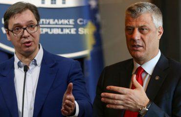 Dialogu Kosovë-Serbi, Vuçiç dhe Thaçi takohen në Paris në 11 Nëntor