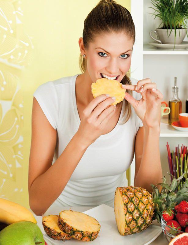 Të dobësohemi me ananas