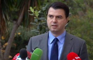 """""""Shqipëria në listën e zezë të SHBA-ve"""", Basha: Të hetohet edhe projekti 1 miliard euro"""