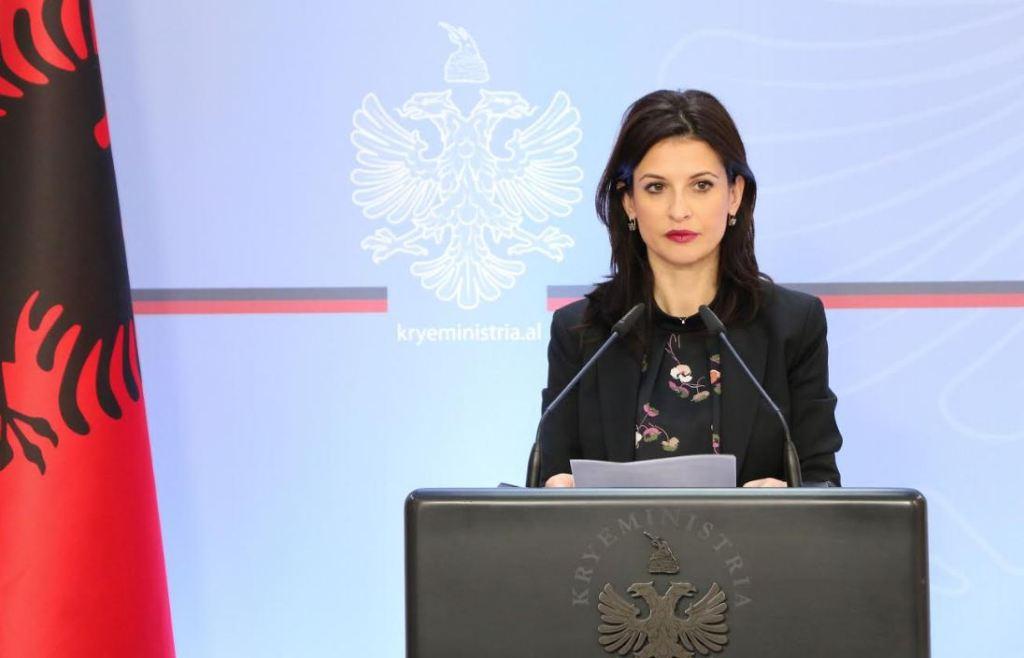 Ministrja e Drejtësisë nis vizitën zyrtare në Romë