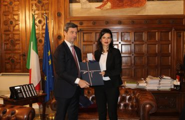 Albania and Italy sign a memorandum of cooperation in the justice system