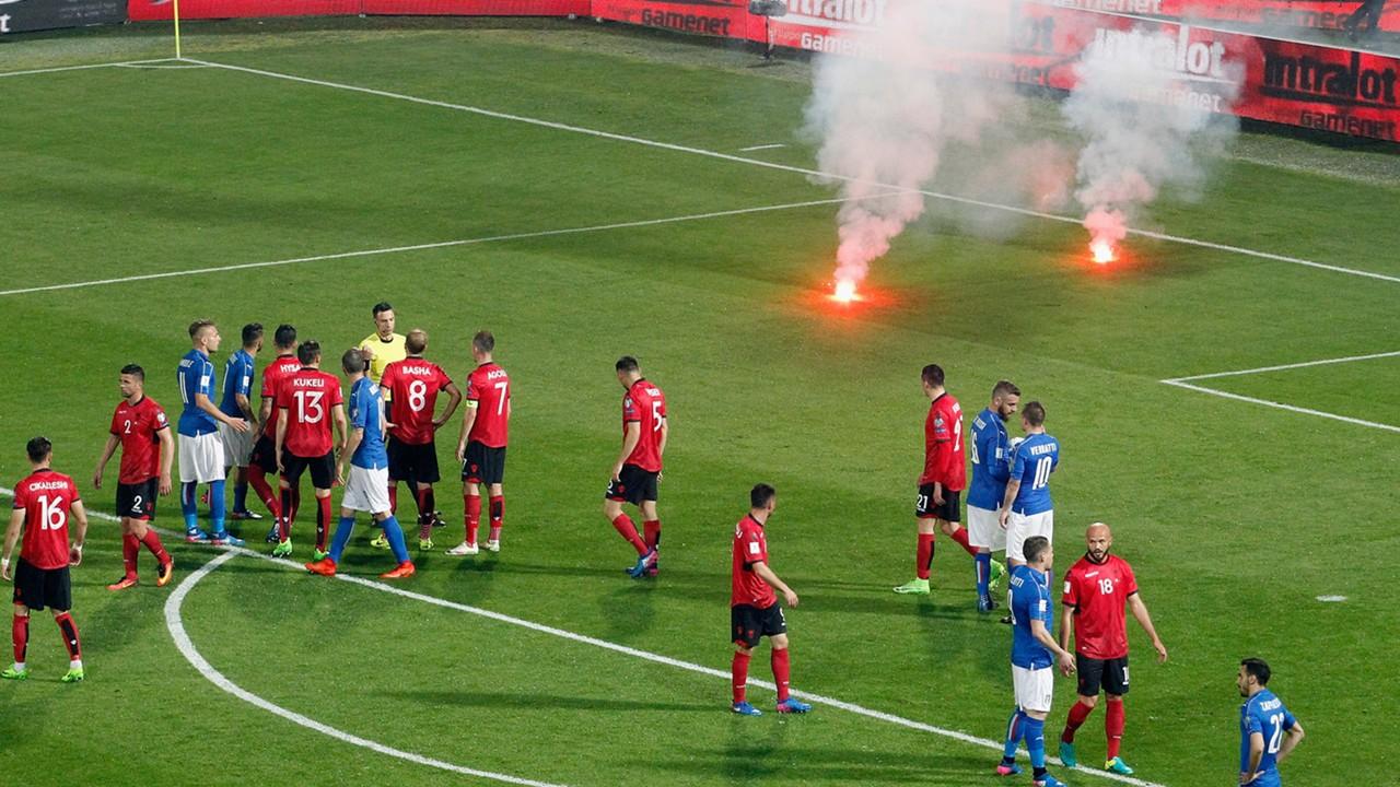 FIFA gjobit FSHF-në për ndeshjen kundra Italisë, shkon në 250 mijë euro gjoba ndaj federatës