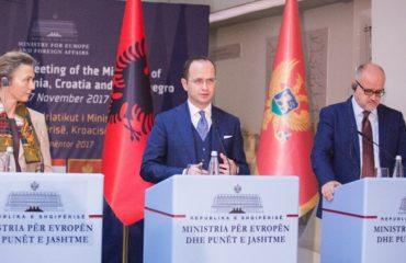 Joint statement of Albania-Croatia-Montenegro