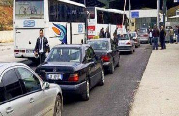 Lejuan kalimin ilegal të klandestinëve, lënë qelitë 6 policët kufitar të Gjirokastrës