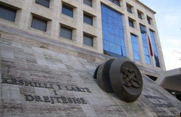 Këshilli i Lartë i Gjyqësorit krijohet më 20 dhjetor