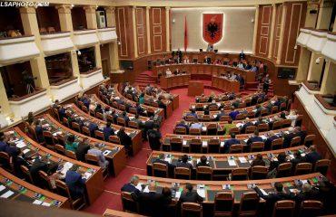 Kuvend, pritet të miratohet sot buxheti faktik i vitit 2018 si dhe paketa fiskale