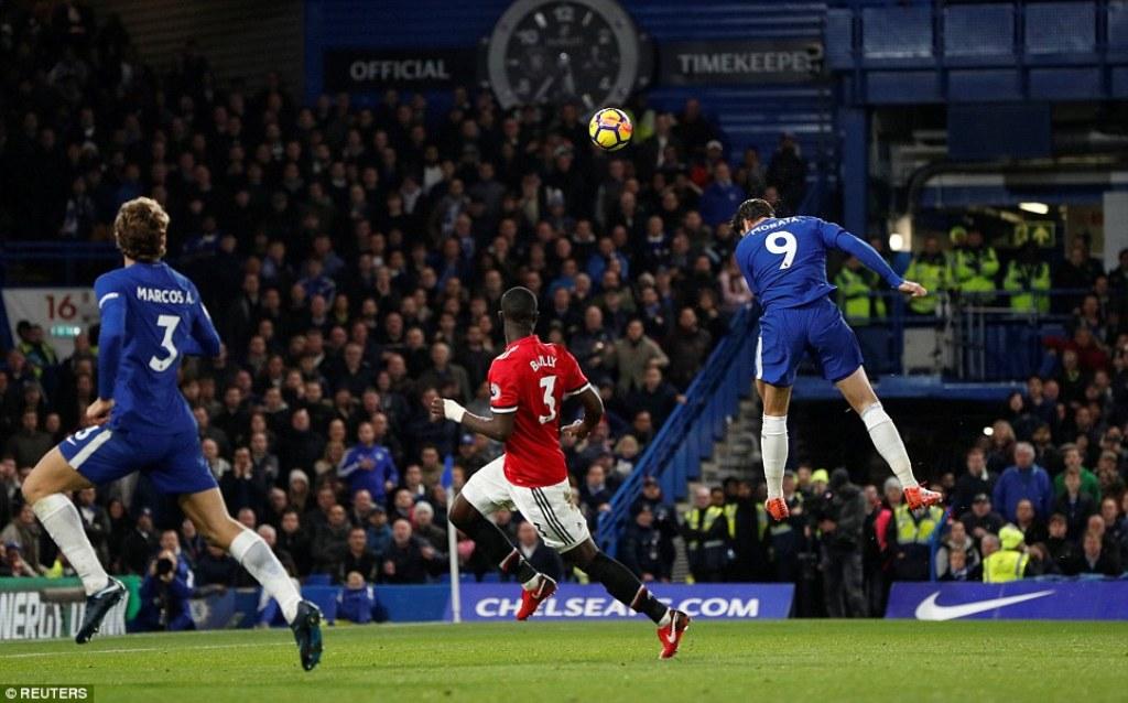 """Premier League/Morata """"trondit"""" United, Manchester City (+8) distancohet nga rivalët"""