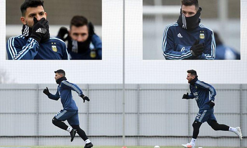 Argjentina, Moska pret Messi-n me shokë