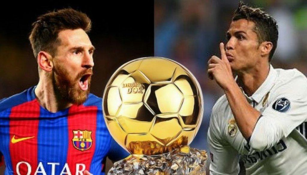 """Kopertina që po """"çmend"""" rrjetin, Messi rezulton fitues i Topit të Artë"""