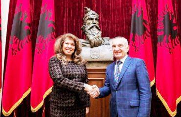Meta pret zv. Presidenten Iotova me shpresë hapjen e negociatave gjatë presidencës bullgare