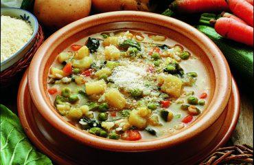 Dobësohuni me supën magjike