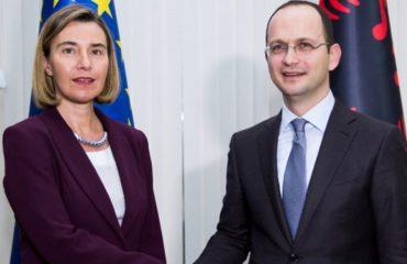 Federica Mogherini: 2018-ta, mundësi unike për Shqipërinë drejt BE-së