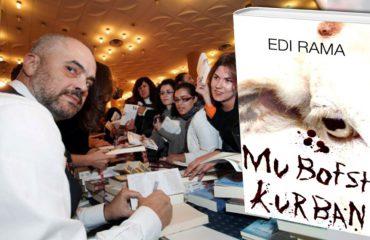 """Shoqata e Libër Prodhuesve, letër Kryeministrit: Aman, t'u bëfshim kurban! Riboto librin """"Kurbani""""!"""