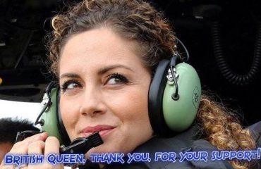 Flet shoqja Olta Xhaçka: Mbretëresha e Britanisë u mahnit me bukurinë time, ndaj do na ndihmojë...