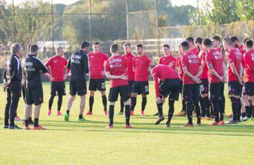 Publikohet lista, ja futbollistët që ka grumbulluar Panucci për sfidat me Skocinë dhe Uellsin
