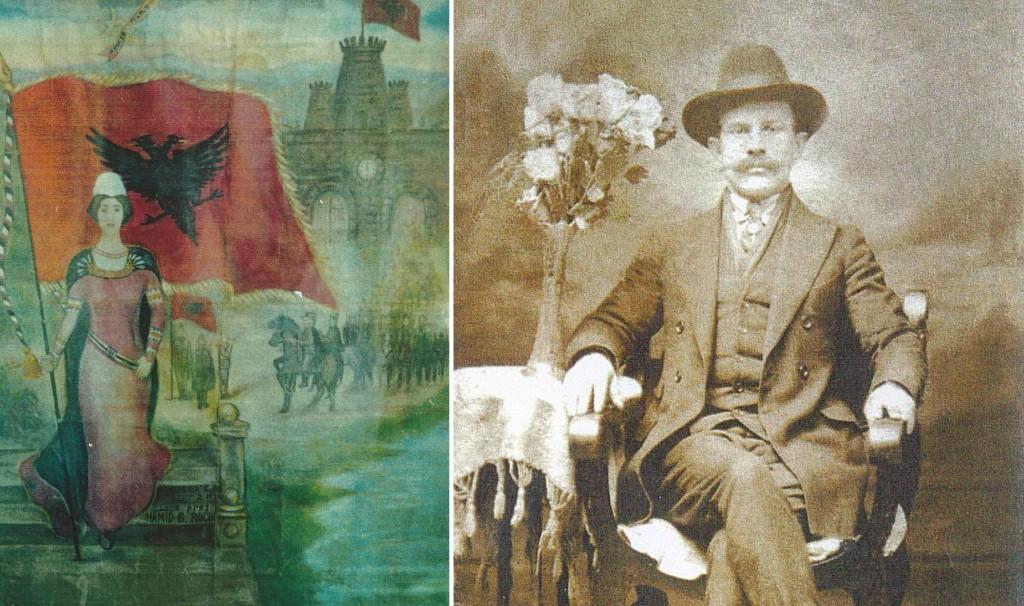 Zbulohet piktura e panjohur e Pavarësisë dhe poezia për Ismail Qemalin
