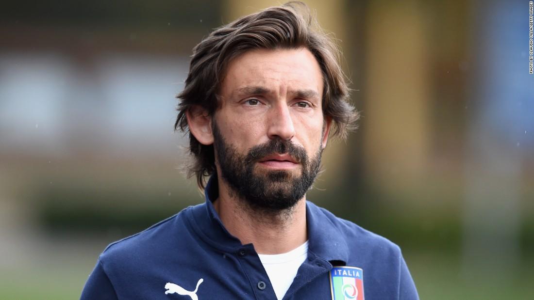 Pensionimi i Pirlos, Totti e Buffon shkruajnë mesazhet e lamtumirës për ish-bashkëlojtarin