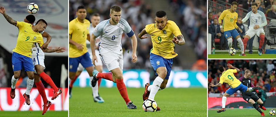 """Brazili ndahet në """"paqe"""" me Anglinë, barazojnë edhe Gjermani-Francë e Rusi-Spanjë"""