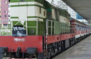Treni do të përshkojë qytetin e Tiranës