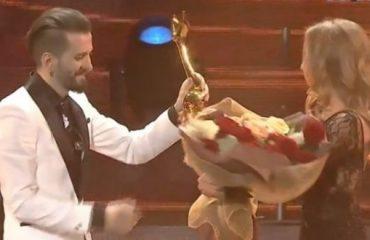 Festivali i 56-të në RTSH, çmimi i parë iu akordua Eugent Bushpepës