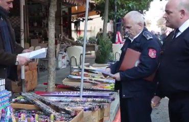 Fishekzjarret, policia nis kontrollet nëpër pikat e shitjes