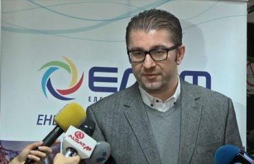 Kreu i ri i VMRO-DPMNE, Kristijan Mickovski