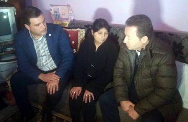 Përfaqësues të Presidencës ngushëllojnë familjen Beqiraj