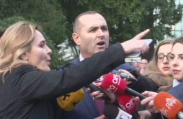 """""""ANTENA JASHTË FAMILJES"""": Flet shoqja Monika Kryemadhi: Kur po dëgjoja muzikën e filmit """"Skënderbeu"""", mendova se do e pësoja si ajo që u godit me shigjetë"""