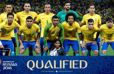 Vlera e kombëtareve më të mira, kryeson Brazili me 673 milionë euro