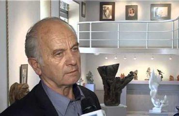 Mumtaz Dhrami, korifeu i skulpturës që Gjirokastrën e mban në zemër