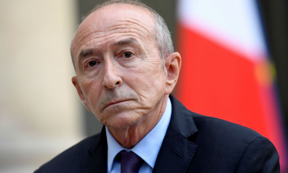 French Interior minister Collomb to hold an official visit to Tirana