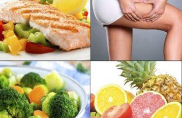 Dieta anti-celulitit