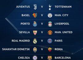 Champions, shorti tregohet mizor me PSG e  Chelsea