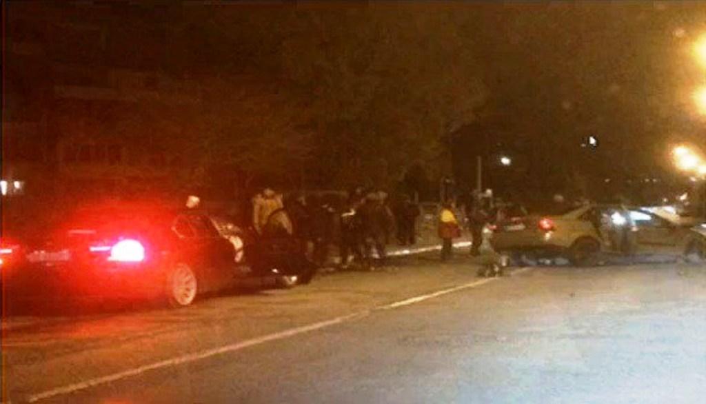 Përplasen makinat, dy të plagosur në Tepelenë