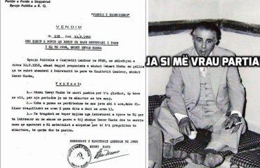 Riflet shoqja Nexhmije Hoxha: Shoqja Vito Kapo gënjen, kur thotë që Hysniu ishte besnik