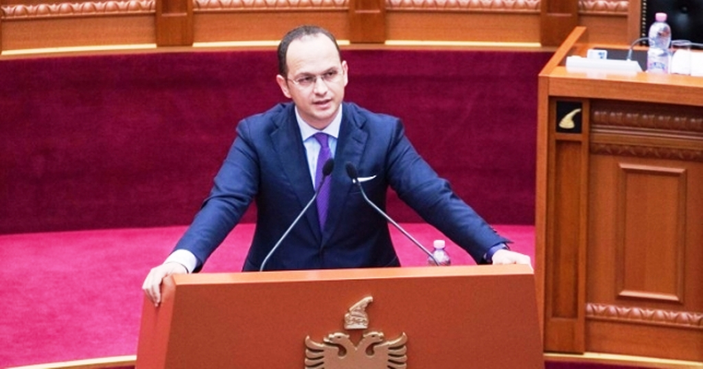 Minister Bushati receives support on the integration in Latvia