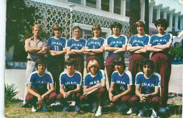 Foto e rrallë...Na ishte një herë Dinamo e Ela Tases, Moza Ibrahimit e Silva Turdit